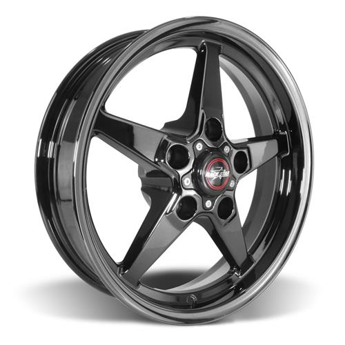 Race Star F-150 SVT Lightning Dark Star Wheel Kit - 17x4.5/10.5  - Direct Drill (00-04)