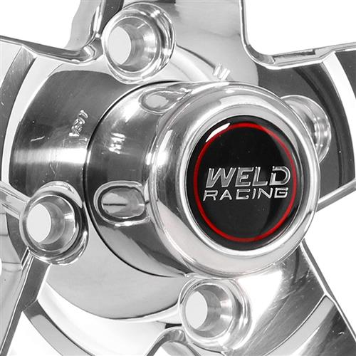 Weld Mustang RT-S S71 Wheel - 15x4 Polished  (79-93) 71LP-504P25C