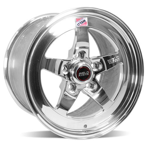 Weld Mustang RT-S S71P Wheel - 15x10 Polished (05-14) 71MP-510A75A