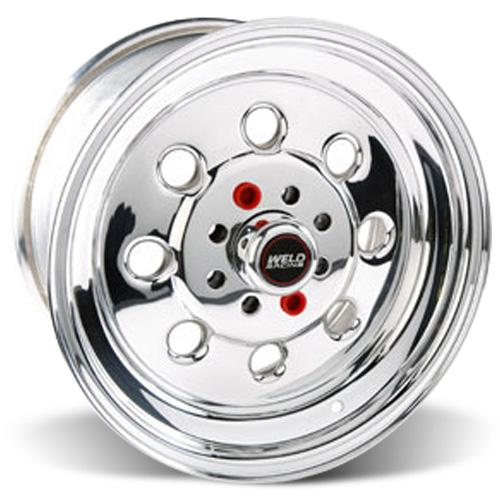 "Weld Racing Mustang Draglite Wheel - 15x8"" Polished (79-93)"