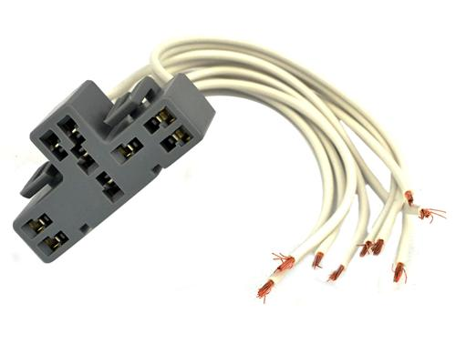 wpt472_8500 mustang multifunction 9 pin switch wiring harness pigtail (87 93)  at readyjetset.co