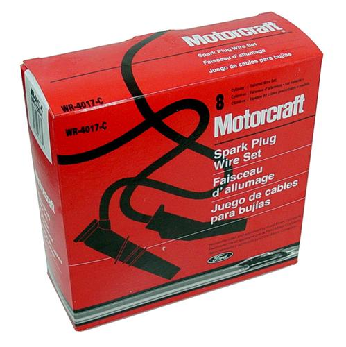 Mustang Spark Plug Wires (91-93) 2.3L WR-4089