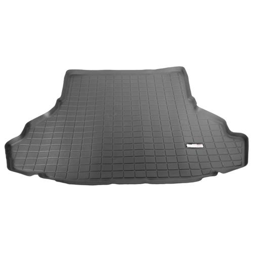 WeatherTech Mustang Trunk Liner Black (15-17) 40727