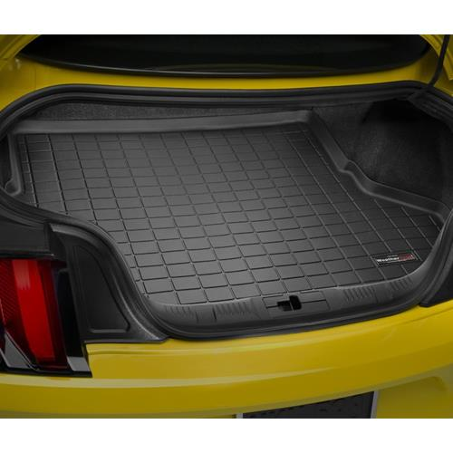 WeatherTech Mustang Trunk Liner Black (15-16) 40727