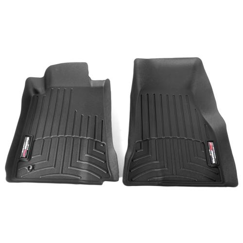 WeatherTech Mustang DigitalFit Floor Mats  - Black (05-09) 441391
