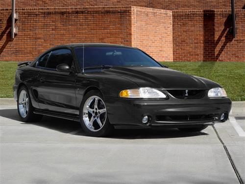 94-04 MUSTANG CHROME COBRA R W