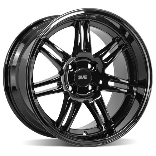 Sve Mustang Anniversary Wheel Tire Kit