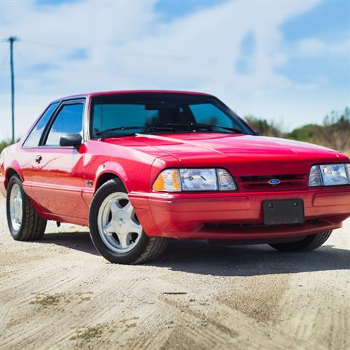 79-93 MUSTANG SILVER PONY WHEE