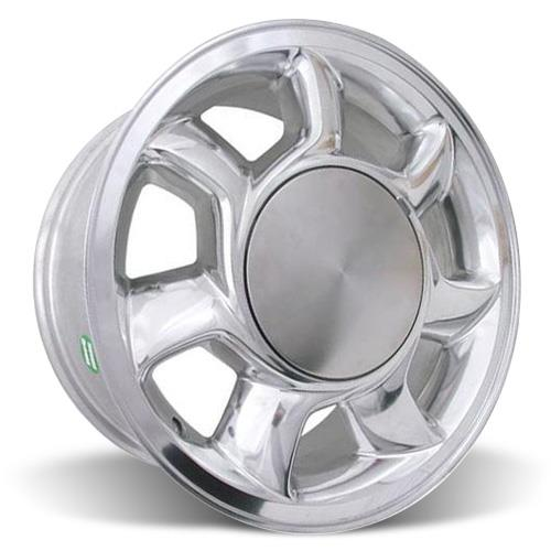 Mustang 93 Cobra Wheel & Tire Kit - 17x8.5 Chrome (79-93) Nitto NT555