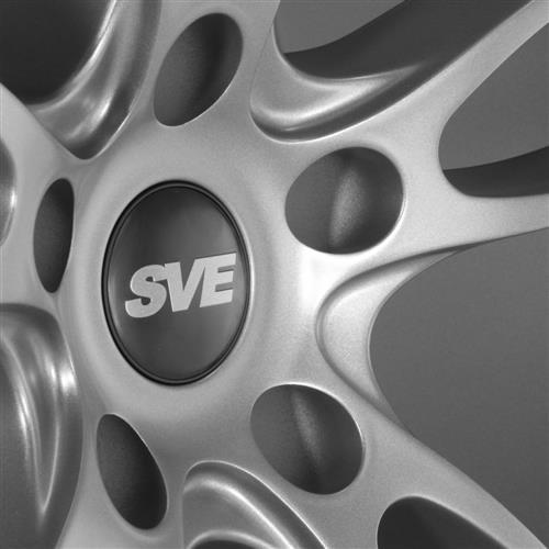 SVE Mustang GT7 Wheel & Tire Kit - 20x10  - Satin Graphite - NT555 G2 Tires (15-17)