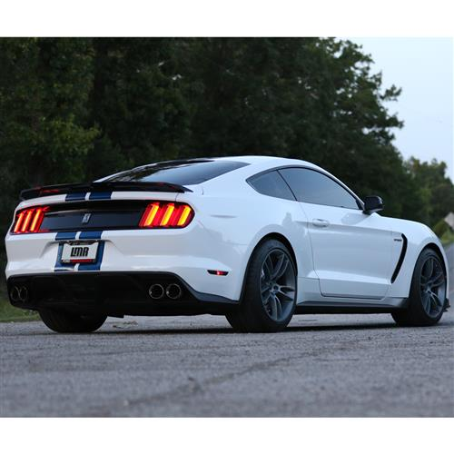 SVE Mustang GT350 GT7 Wheel & Tire Kit - 19x11/11.5  - Satin Graphite - G2 & M/T Tires (16-17)