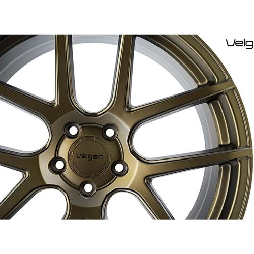 Velgen Mustang VMB5 Wheel & Nt555 G2 Tire kit - 20x9/10.5 Bronze (15-17)
