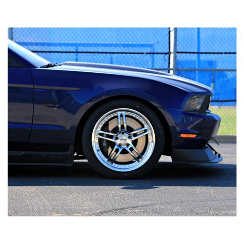 "SVE Mustang Series 2 Wheel & Tire Kit - 19x9/10"" Chrome (05-14) - SVE Mustang Series 2 Wheel & Tire Kit - 19x9/10"" Chrome (05-14)"