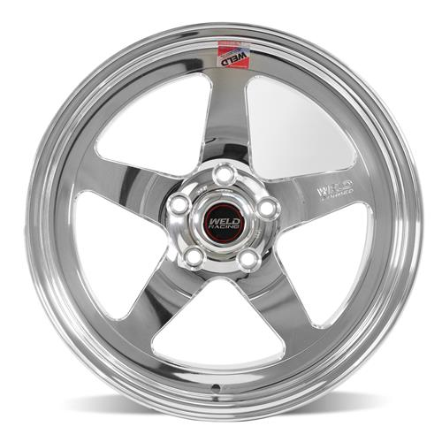 Weld Mustang RT-S Wheel & Tire Kit - 17x5/17x10 (05-14)