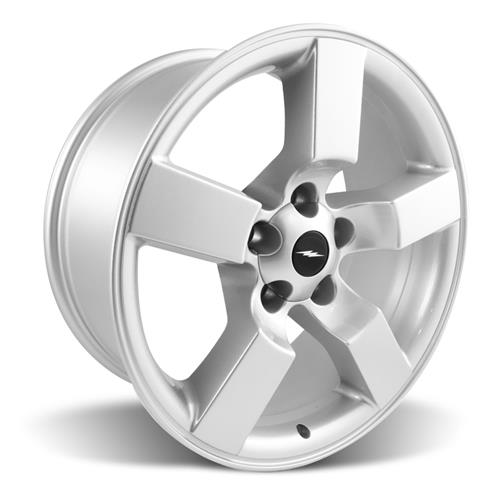 F-150 SVT Lightning Wheel & Tire Kit - 20x9 Silver (99-04) Falken Azenis