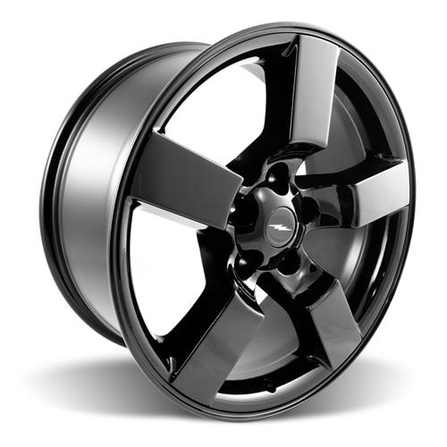 F-150 SVT Lightning Wheel & Tire Kit - 20x9 Gloss Black (99-04) Falken Azenis - F-150 SVT Lightning Wheel & Tire Kit - 20x9 Gloss Black (99-04) Falken Azenis