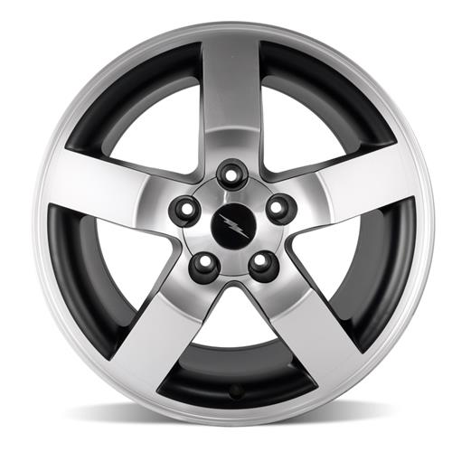 F-150 SVT Lightning Wheel & Tire Kit - 18x9.5  - Machined - NT555 (99-04)