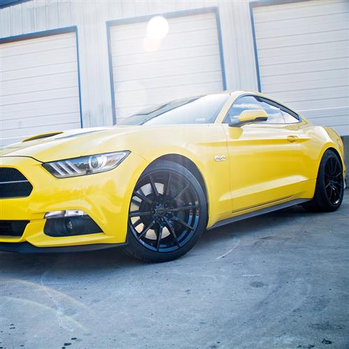 2015-2016 Mustang MMR M350 GT350 Style Wheels & Tire Kit - 2015-2016 Mustang MMR M350 GT350 Style Wheels & Tire Kit