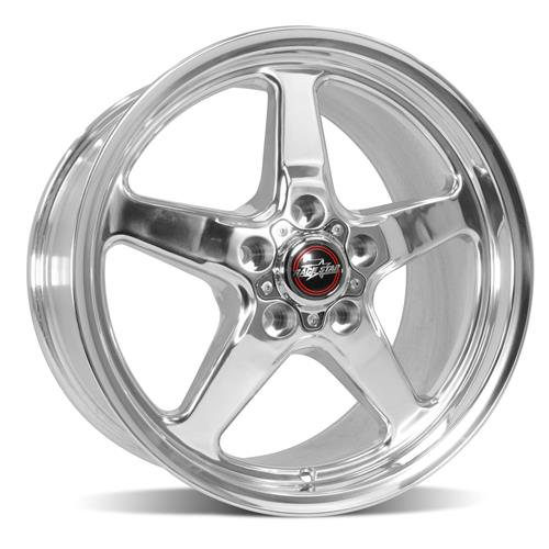 Race Star Mustang Drag Star Wheel & Tire Kit 18x5 17x10