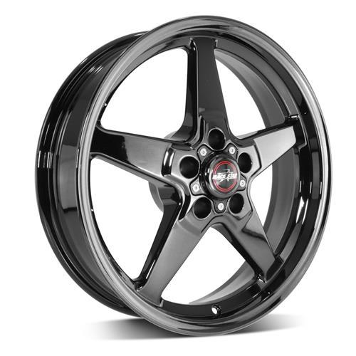 Race Star Mustang Dark Star Wheel & Tire Kit - 18x5/17x9.5  - M/T Tires (15-17)