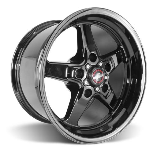 Race Star F-150 SVT Lightning Dark Star Wheel & Tire Kit - 17x4.5/10.5  - Direct Drill - M/T Tires (00-04)