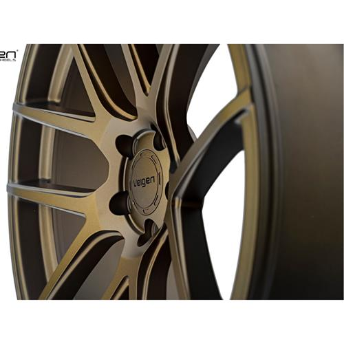 Velgen Mustang VMB5 Wheel & Nitto NT05 Tire Kit - 20x9/10.5  Bronze (15-17)