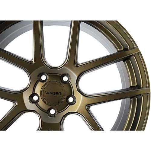 Velgen Mustang VMB5 Bronze 20x9/10.5 Wheel & Invo Tire Kit  - Bronze (05-14)