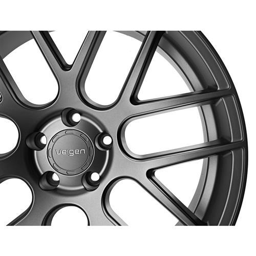 Velgen Mustang VMB7 Wheel & Nitto NT05 Kit Matte Gun Metal  (05-14)