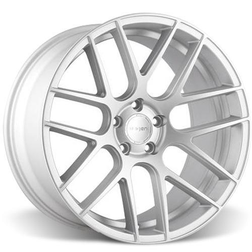 Velgen Mustang VMB7 Wheel & Nitto NT05 Kit Silver (15-16)