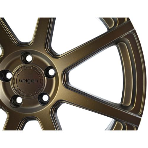 Velgen Mustang VMB8 Wheel & NT05 Tire Kit - 20x9/10.5 Bronze (05-14)