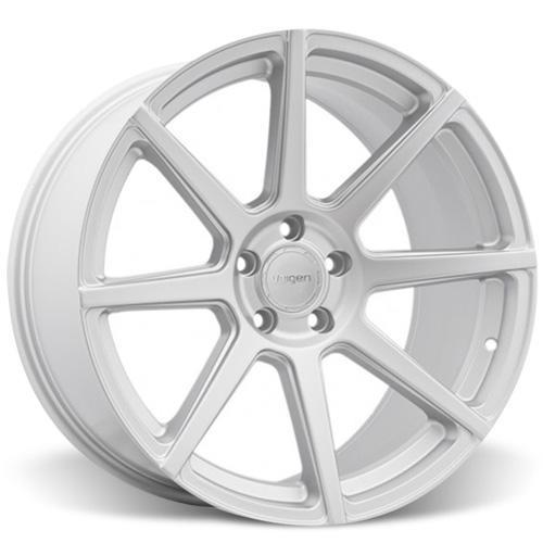 Velgen Mustang VMB8 Wheel & Nitto NT05 Kit Silver (15-16)