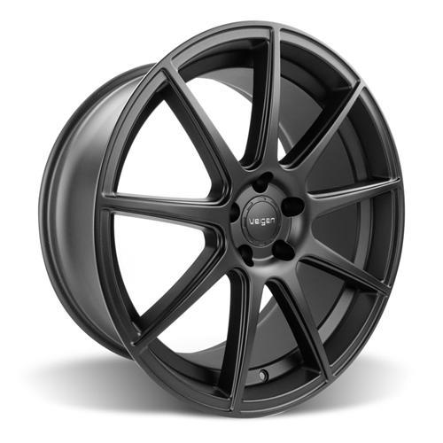 Velgen Mustang VMB9 Wheel & Nitto Invo Black (15-16)