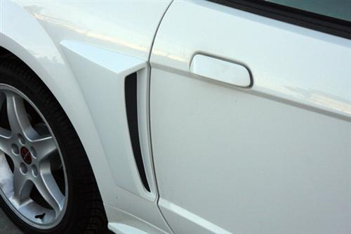 Xenon Mustang Quarter Panel Side Scoops (99-04) XEN-12720