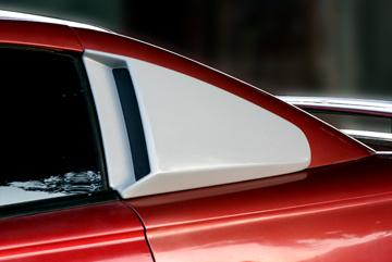 Xenon Mustang Quarter Window Scoops (94-98) XEN-12740
